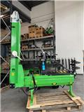 Avant Zaag-kliefinstallatie, 2014, Other groundcare machines