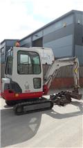 Takeuchi TB219, 2015, Mini excavators < 7t (Mini diggers)