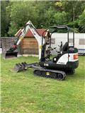 Bobcat E 16, 2014, Mini bagri <7t