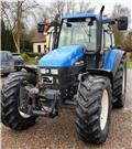 New Holland TS 115, 2001, Traktorit