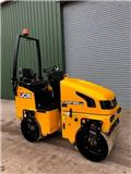 JCB 160, 2017, Twin drum rollers