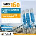 Fabo POWERMIX-160، 2020، خلاطات خرسانة