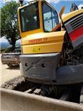 Volvo ECR 88 PLUS, 2013, Crawler Excavators
