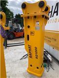Hammer RD 1000, 2019, Marteau hydraulique