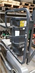 JLG 10MSP, Vertical mast lifts, Construction