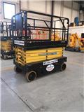 Airo X12 EW, 2012, Scissor lifts