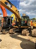 Caterpillar 320 D, 2015, Midi excavators  7t - 12t