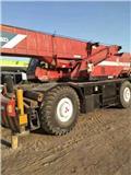 Kobelco RK 500, All terrain cranes