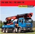 Palfinger PK 800 TK, 2005, Other lifting machines
