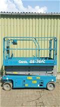 Genie GS 2646, 2008, Saxliftar