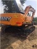 Sany SY 215、2017、履帶式挖土機(掘鑿機,挖掘機)