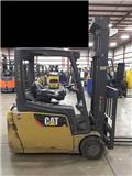 Caterpillar 2 ET 4000, 2011, Electric Forklifts