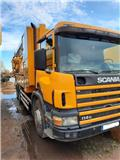 Scania P 114 GB, 1997, Specializuotos paskirties technika