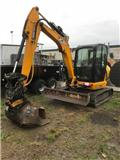JCB 8055, 2014, Mini excavators < 7t (Mini diggers)