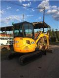 JCB 8025 ZTS, 2012, Mini excavators < 7t (Mini diggers)
