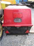 Ingersoll Rand P 100 WD, Kompressorit
