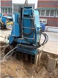 Giken KGK130C4, 1991, Haydrolikong pile hammers