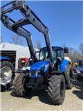 New Holland T 5.105, 2016, Traktori