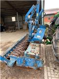Rabe GZW 300, 1997, Power Harrows And Rototillers