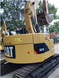 Caterpillar 321 D, Crawler excavators