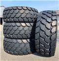 Bridgestone 23.5R25 VJT, Pneumatici, ruote e cerchioni