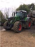 Fendt 828 S4, 2016, Tractors