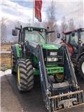 John Deere 6630, 2008, Traktory