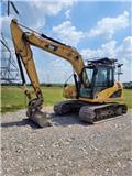 Caterpillar 311 C, 2007, Crawler excavators