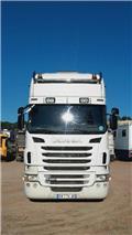 Scania R 480, 2010, Mga traktor unit