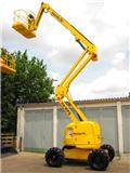 Haulotte HA 18 PX, 2000, Articulated boom lifts