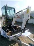 Bobcat E 17, 2019, Mini excavators < 7t (Mini diggers)