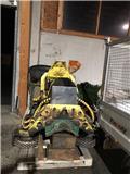 John Deere H 480, Cabezales cortadores