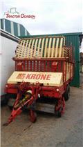 Krone AUTOCARGADOR TURBO 2335, Atrelados auto-carregadores