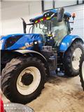 Трактор New Holland T 7.245, 2017 г., 5600 ч.