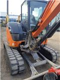 Hitachi ZX 48 U-5 A, 2015, Mini excavators < 7t (Mini diggers)