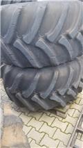 Trelleborg 422 Twin 600/55-26.5  LS-2 opona z felgą، الإطارات والعجلات والحافات