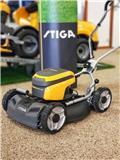 Stiga Multiclip PRO 50S AE 80V Batterigräsklippare, 2018, Stumjamās pļaujmašīnas