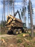 Timberjack 1710B، 2001، شاحنات