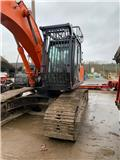 Hitachi ZX 280 LC-3, 2010, Crawler excavators