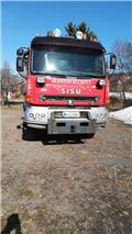 Sisu E 11/420 6x2/4, 2003, Skip loader trucks