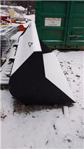 Snöskopa 200cm, Lastarredskap