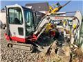Takeuchi TB219, 2013, Mini excavadoras < 7t