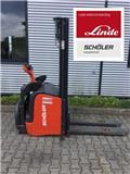 Linde L14AP، 2012، رافعة منخفضة المستوى ذات منصة