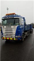 Scania 164 G 480, 2003, Kiperi kamioni