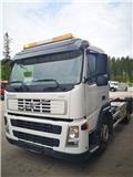 Volvo FM 370 6x2 JOAB 20 ton koukku، 2008، شاحنات الرافعات الخطافية