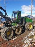 John Deere 1270 E IT 4, 2015, Harvester