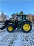 John Deere 6430, 2007, Traktori