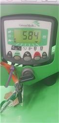 Greenmech Arb 150 - 584 hours, 2013, Drobilice za drvo / čiperi