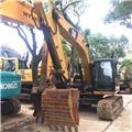 Caterpillar 318, Crawler excavator
