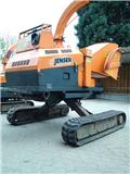Jensen A530TX, 2009, Wood chippers